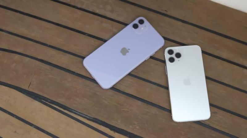 iPhone 11 и iPhone 11 Pro выдержали погружение на глубину 12 метров