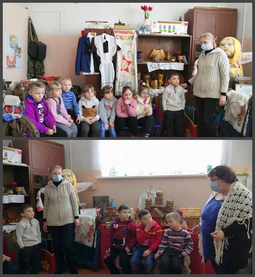 Дошколятам Петровска рассказали о профессии археолога