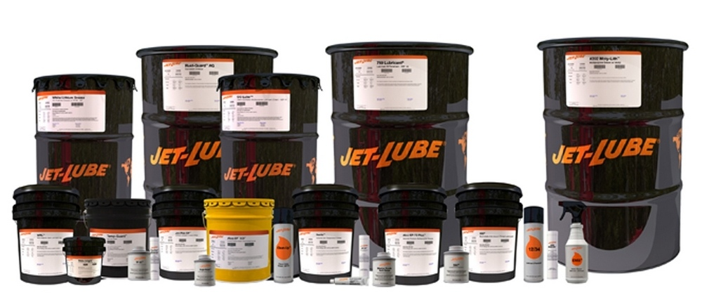 Смазочные материалы Jet Lube