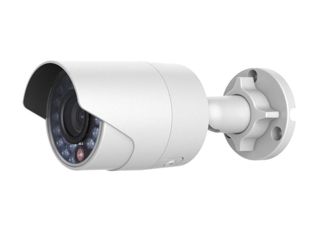 Камера видеонаблюдения. Забавный случай из жизни