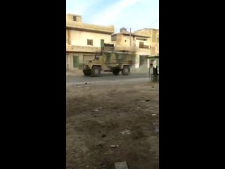 Новый турецкий военный конвой вошел в Джебель-аль-Завия в южной сельской местности провинции Идлиб