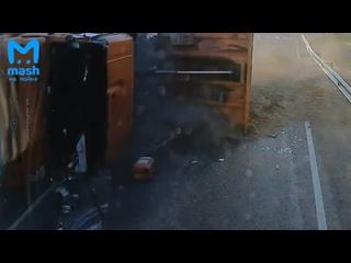 #происшествия@gorodnikolskoeНа перекрёстке в посёл...