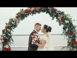 [Свадебный клип] Сергей и Татьяна. Видеосъемка видеограф свадьба видео в Липецке Трио Забава