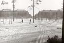5-этажные дома в районе улицы Качалова и шоссе Космонавтов. 11 февраля 1968 года. В.В. Реймерс. АГП.Ф.1410.Оп.2.Д.1880.Л.1.