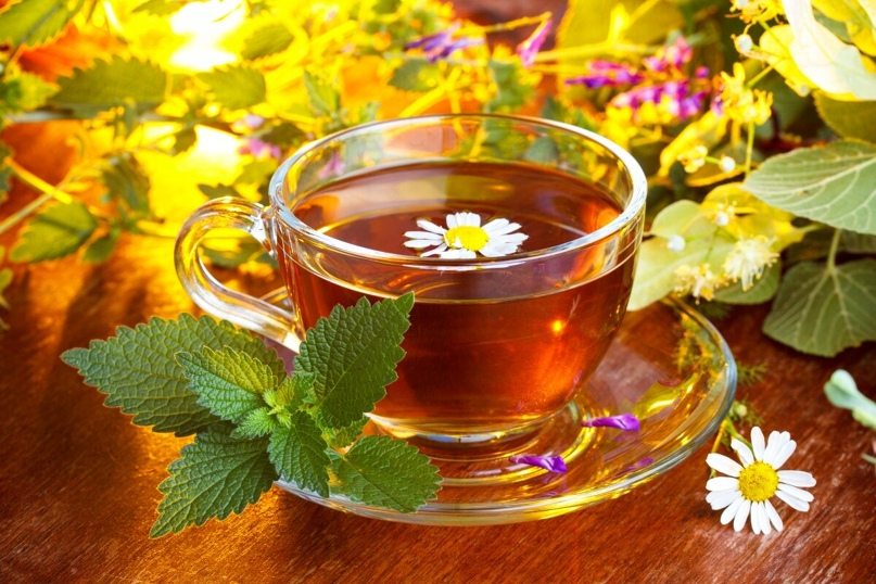 Секреты применения травяных чаев