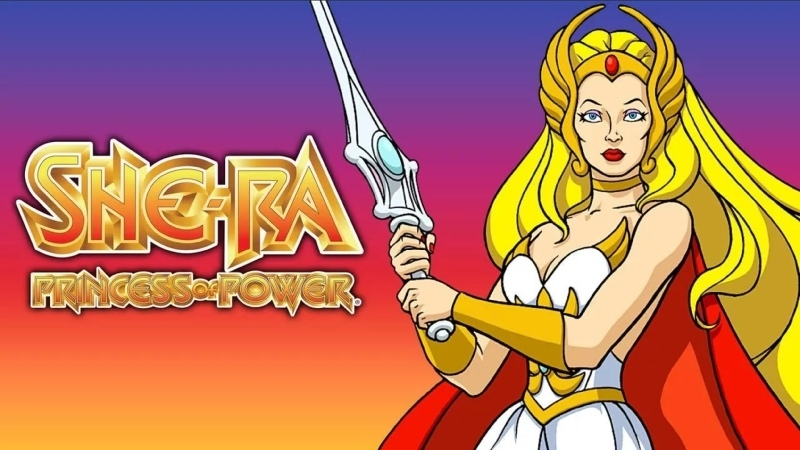 Непобедимая принцесса Ши Ра She Ra Princess of Power 1 й сезон 51 65 серии 1985 г