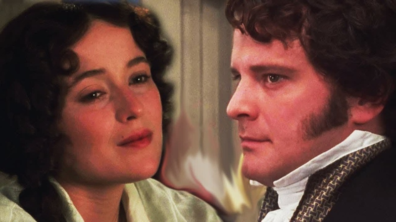 Гордость и предубеждение Pride and Prejudice 1995 When You Say Nothing At All