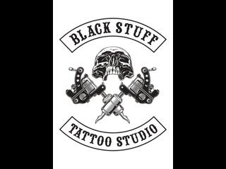 РОЗЫГРЫШ от студии BLACKSTUFF Tattoo.