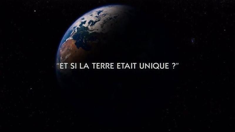 Одни ли мы во Вселенной дф Франция, 2020 Et si la Terre était unique France, 2020