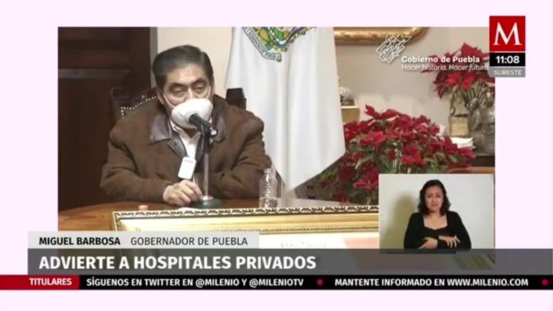 🇲🇽 ➦ HOSPITALES PRIVADOS RECHAZAN ATENDER A PACIENTES CON SINTOMAS DE GRIPE SARS COV 02