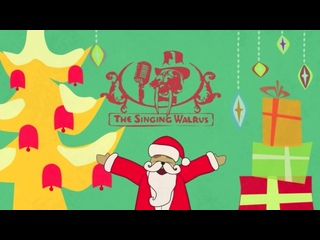 Jingle Bells and other great kids songs _ Kids Song Collection _ The Singing Walrus