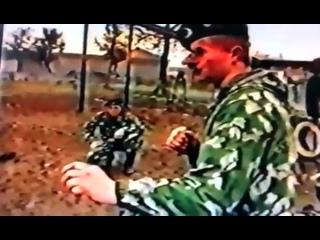 Тренировка разведчиков Морской пехоты ДКБФ.