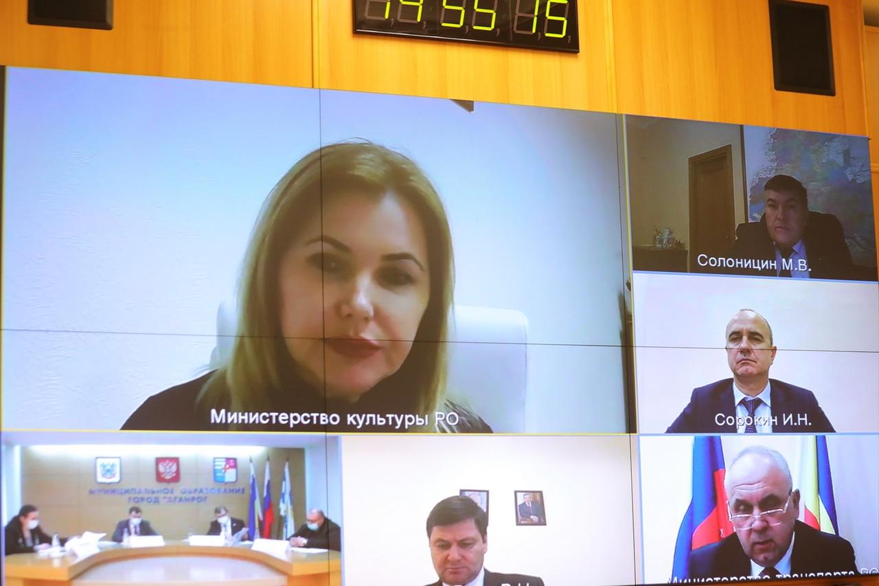 Первый этап модернизации электротранспорта в Таганроге намечено провести 2021 году