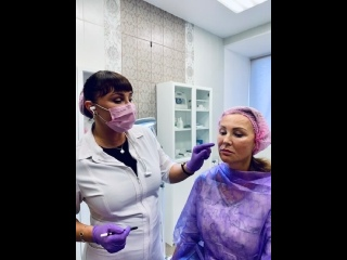 Безоперационная контурная пластика лица Наталья Борисовна Моисеева МедУспех