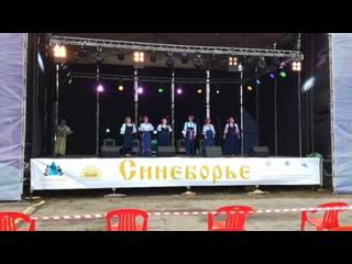 Вязниковская folk-cover группа #RedWife на открытии традиционного этно-экологического фестиваля #ДеньЛеса в Судогде
