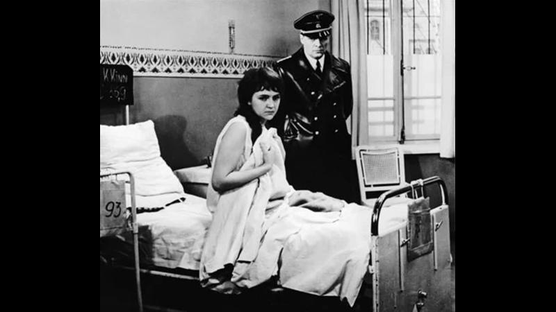 арест Кэт Штирлицем в больнице Семнадцать мгновений весны 1973