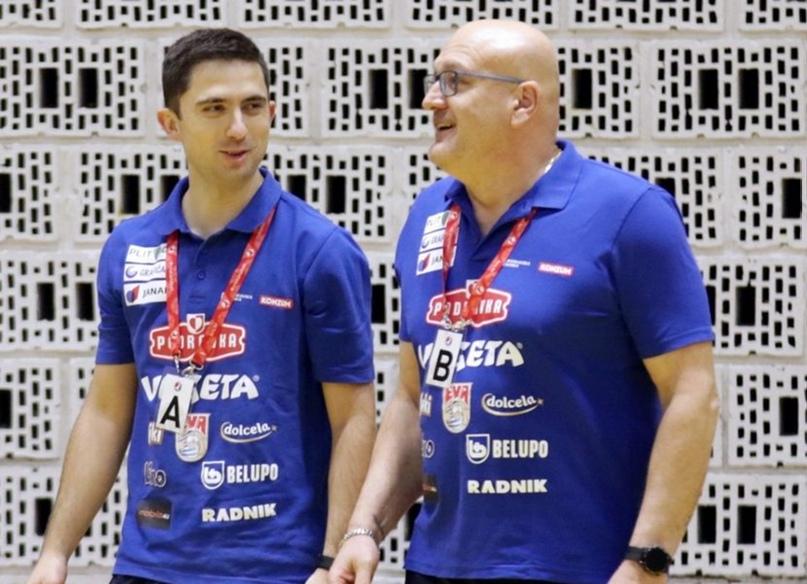 Антонио Праньич и Златко Сарачевич