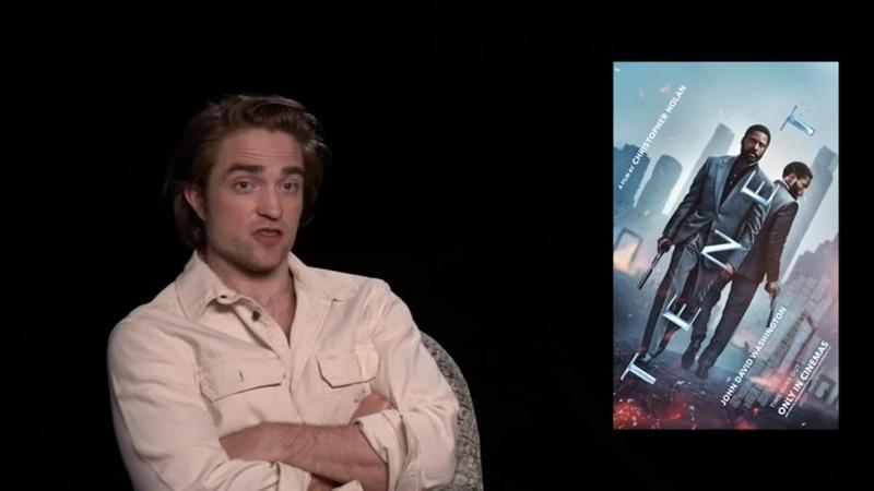 LADbible Robert Pattinson Had To Keep Batman A Secret From Christopher Nolan During Tenet Filming