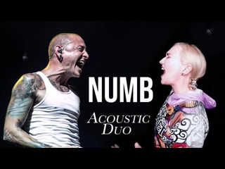 Chase the Comet feat. Chester Bennington - Numb (Linkin Park acoustic cover)