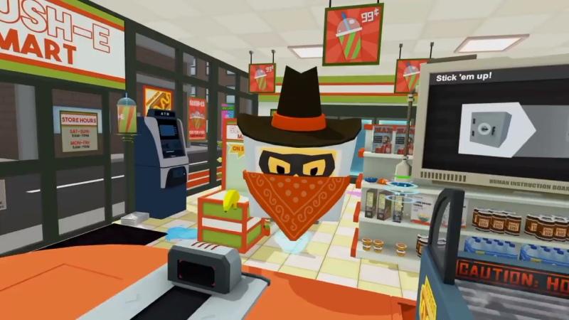 Видео от NRG Virtual Reality