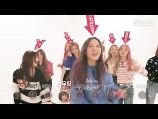 K-pop girls tickling collection (Exid/fromis_9/Crayon Pop) くすぐり 간지럼