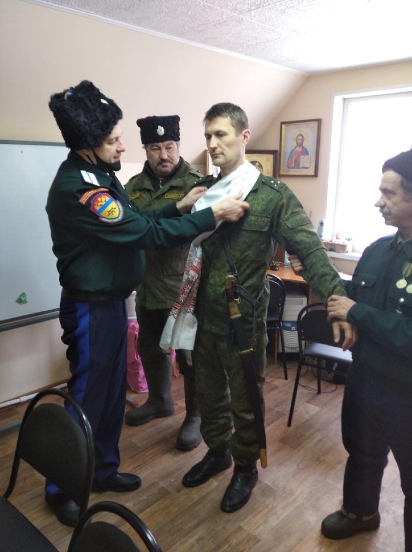 В станице «Верхне-Уфалейской ОКВ» прошел отчётно-выборный круг., изображение №4