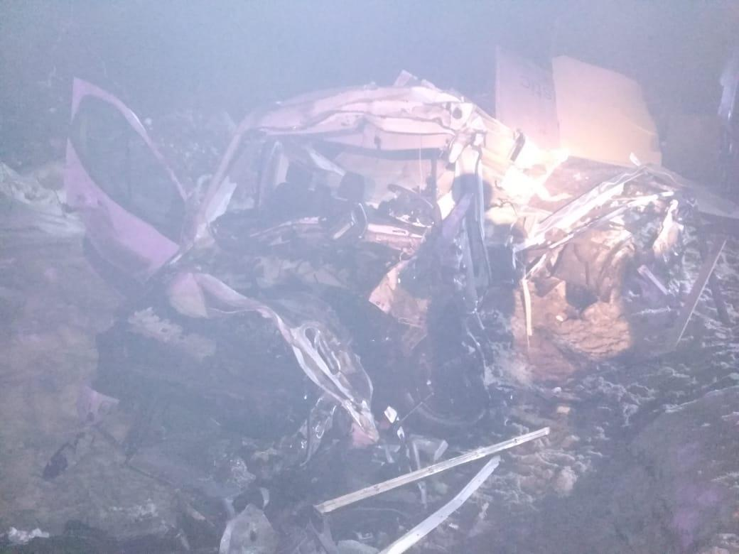 Появились подробности аварии с тремя погибшими в Тверской области