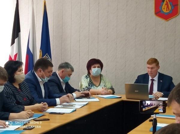 Информация о работе 6-й очередной сессии городской Думы муниципального образования «Город Можга» седьмого созыва
