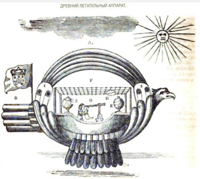«Магнитный» летающий корабль 1709 года, изображение №15