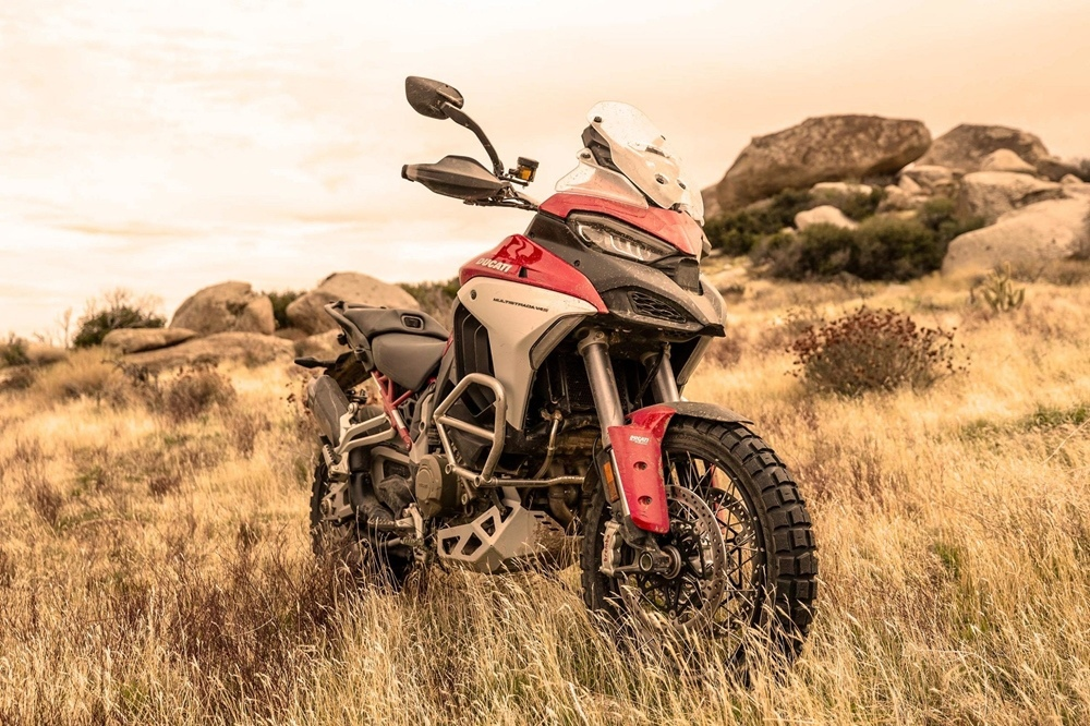 Продажи Ducati выросли на 43 процента