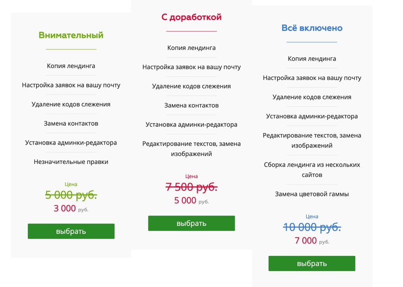 Топ 5 программ и сервисов для копирования лендингов, изображение №13
