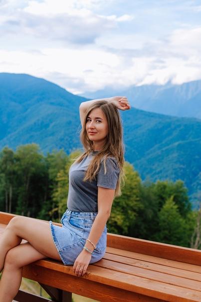 Индивидуальная фотосессия в Красной Поляне. 09.20