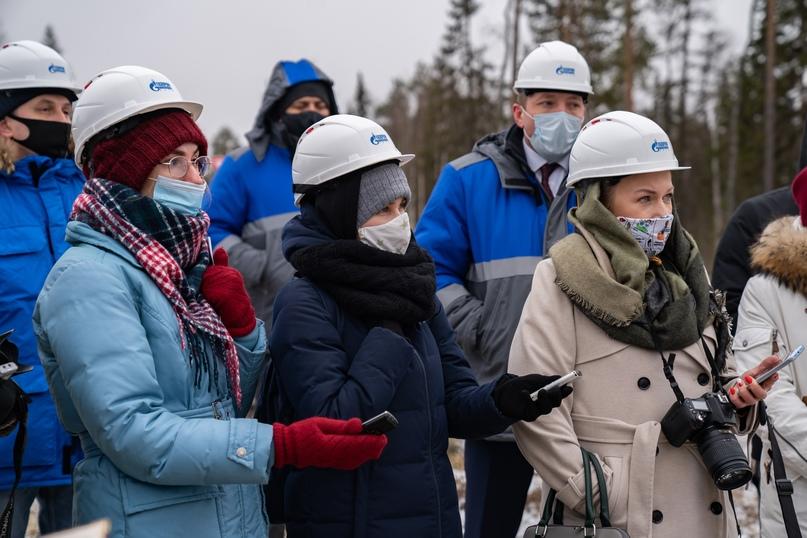 В зоне высокой ответственности ООО «Газпром трансгаз Ухта», изображение №9