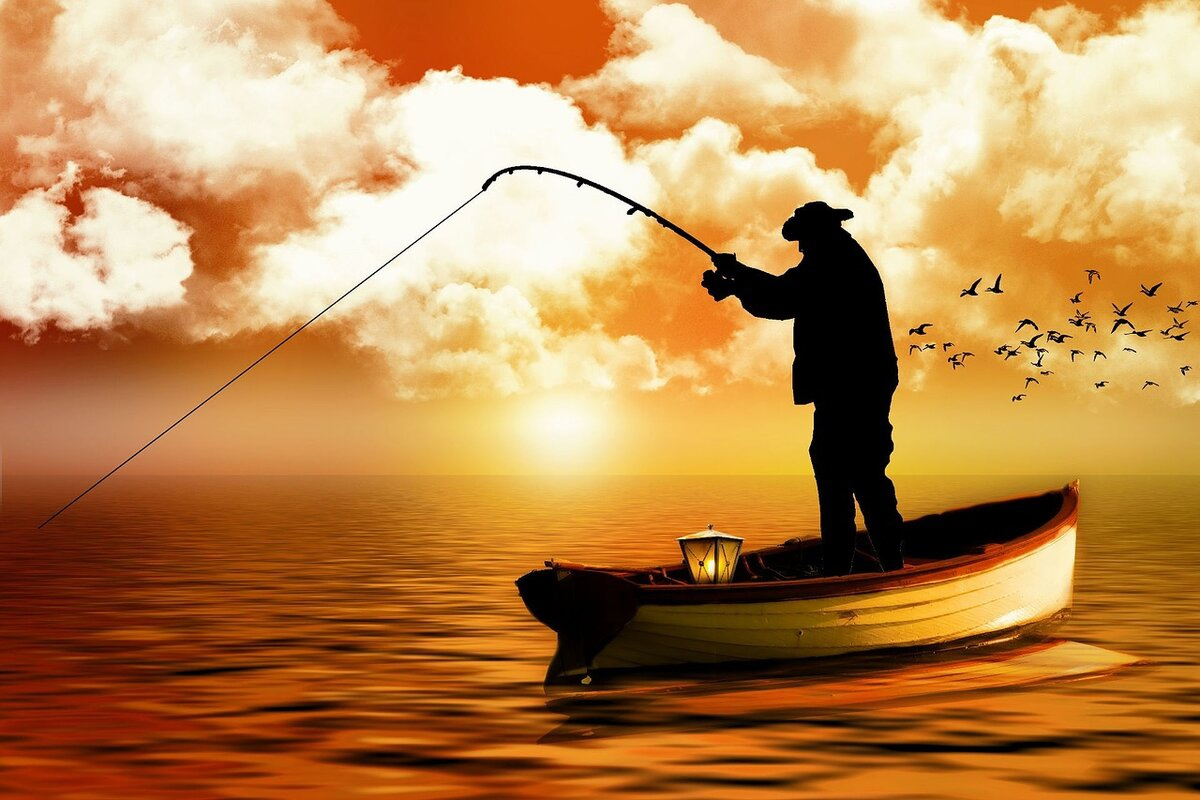 Соблюдайте правила поведения на водоёмах во время рыбной ловли