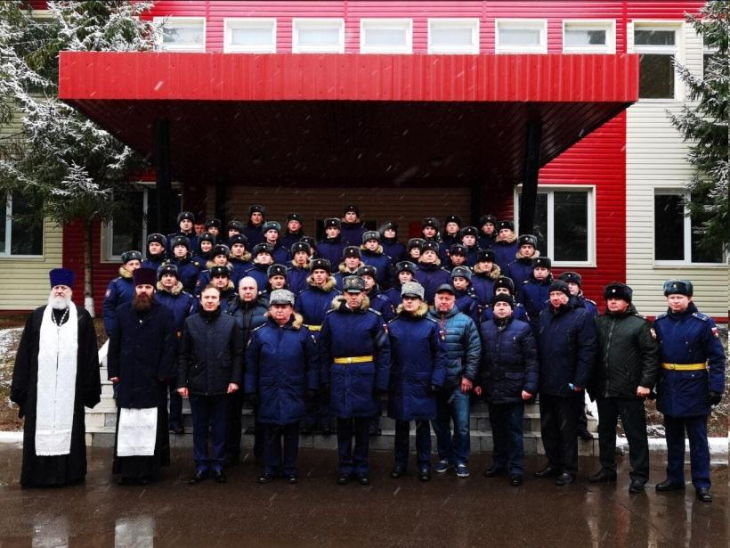 В Дубне основана новая войсковая часть № 61883 службы специального контроля МО РФ