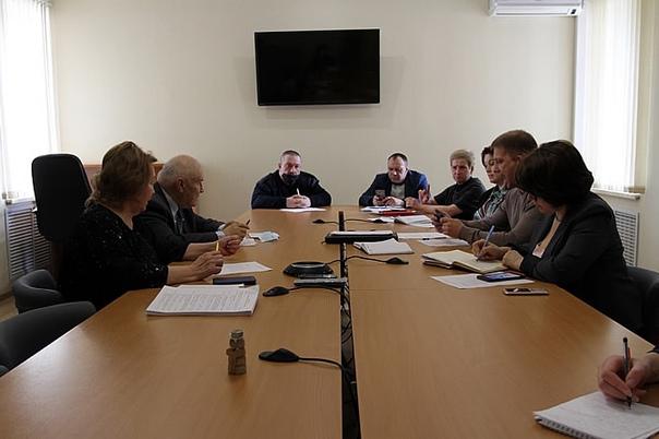 В Димитровграде идет подготовка мероприятий ко Дню Победы