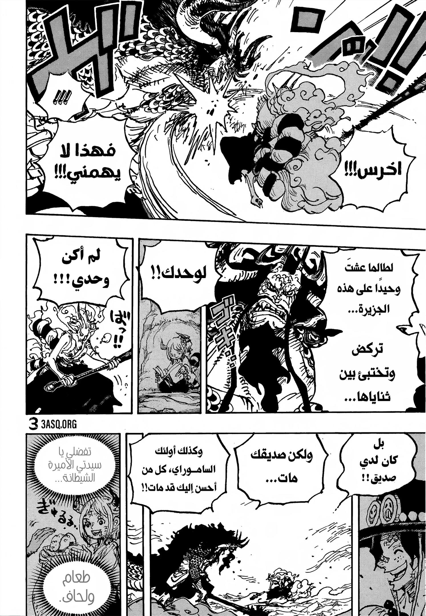 One Piece arab 1025, image №8
