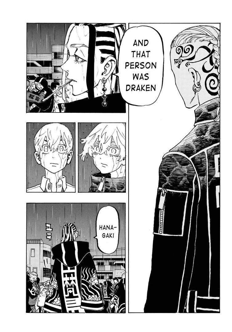 Tokyo Revengers Chapter 225, image №13