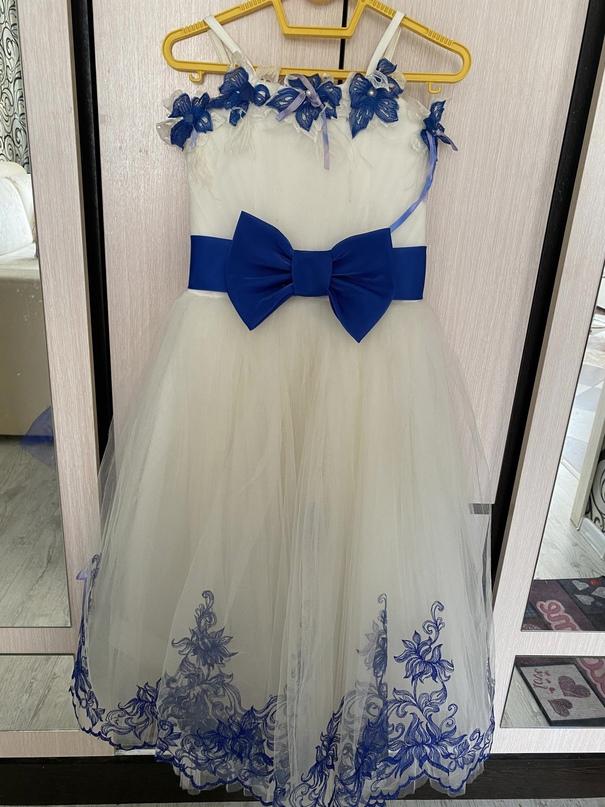 Шикарное платье для вашей принцессы для   Объявления Орска и Новотроицка №23630