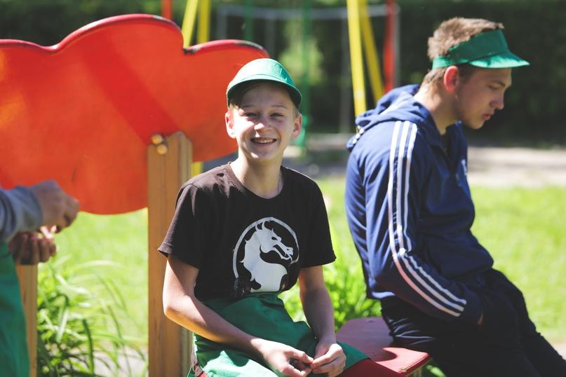 Воспитанников Таремского детского дома навестили сотрудники «Союза Маринс Групп», изображение №5