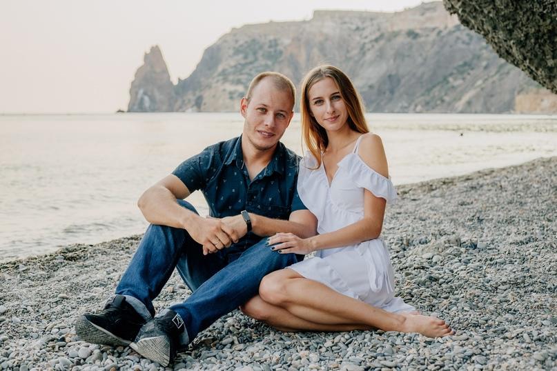 Love Story фотосессия в Севастополе - Фотограф MaryVish.ru