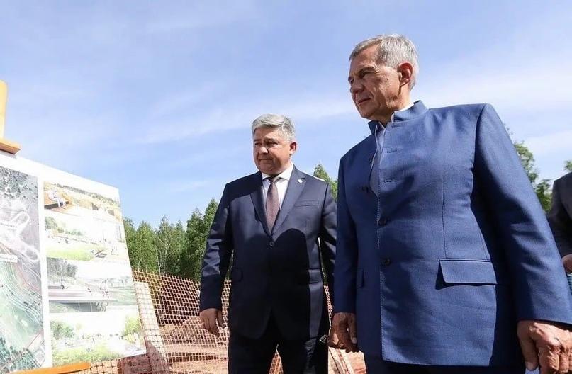 Президент Республики Татарстан Рустам Минниханов подписал перечень поручений по...
