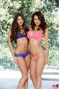 Aspen Rae & Vanessa Veracruz