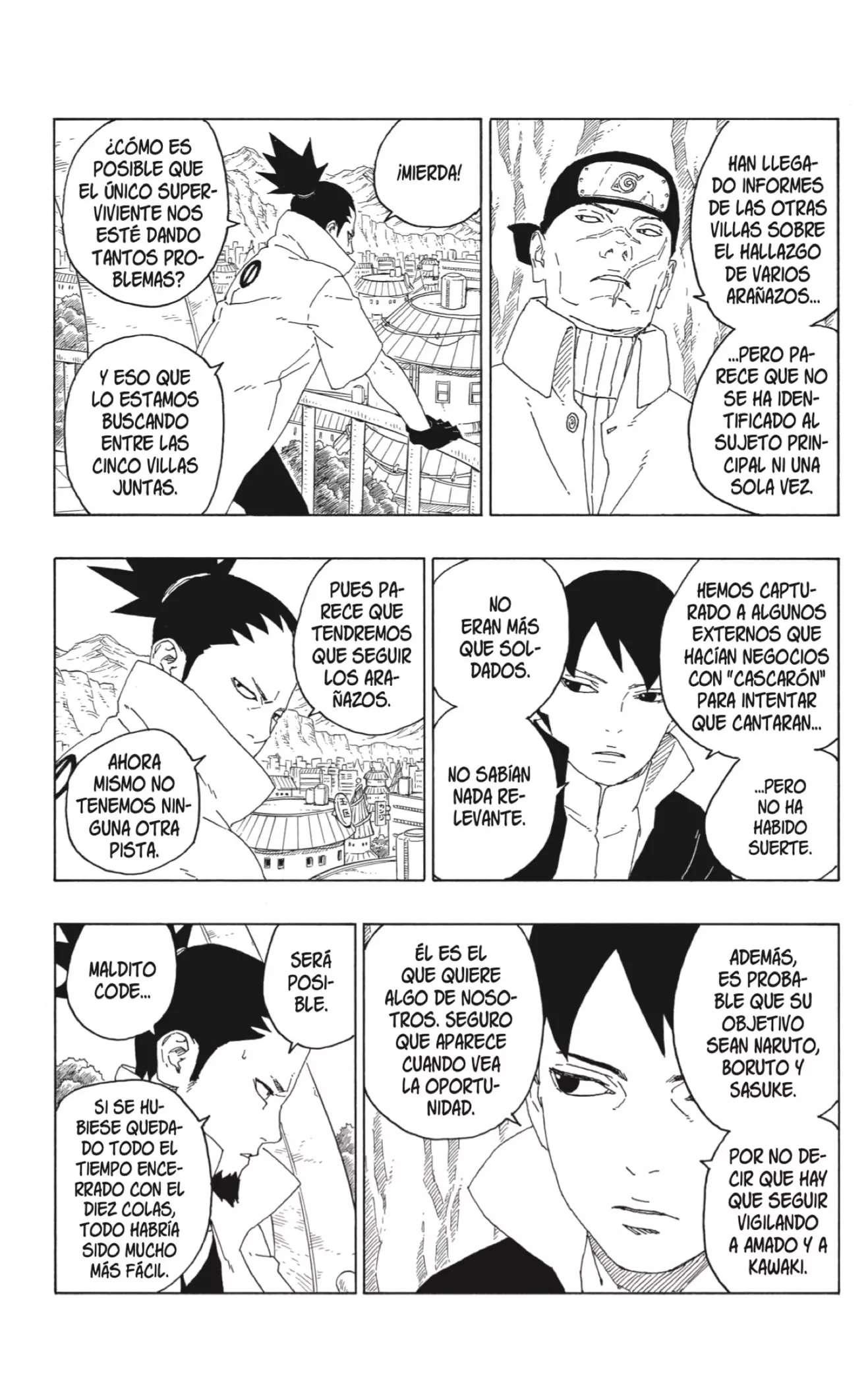Boruto Manga Capitulo 60, image №3