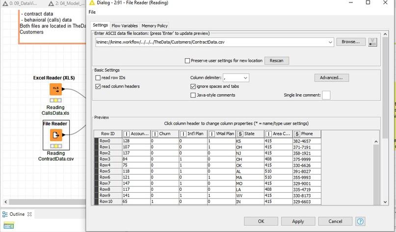 Сравнение аналитических платформ: KNIME VS Alteryx, изображение №3
