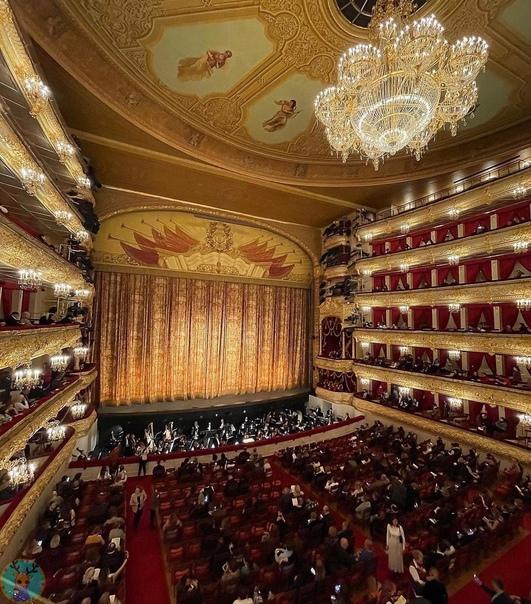 Во время оперы «Садко» в Большом театре рухнула де...