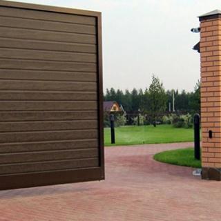 Каковы различные типы раздвижных ворот?