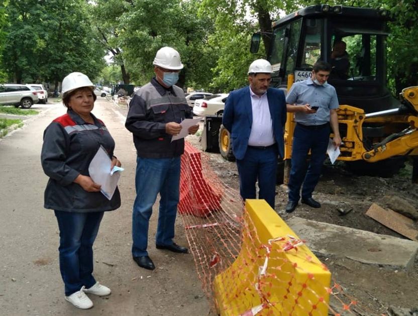 В Таганроге проведены комплексные тренировки по устранению аварийных ситуаций на объектах ЖКХ
