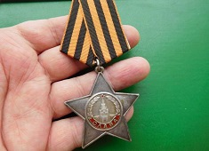 Крым и Липецкий район в одной находке связали два ордена