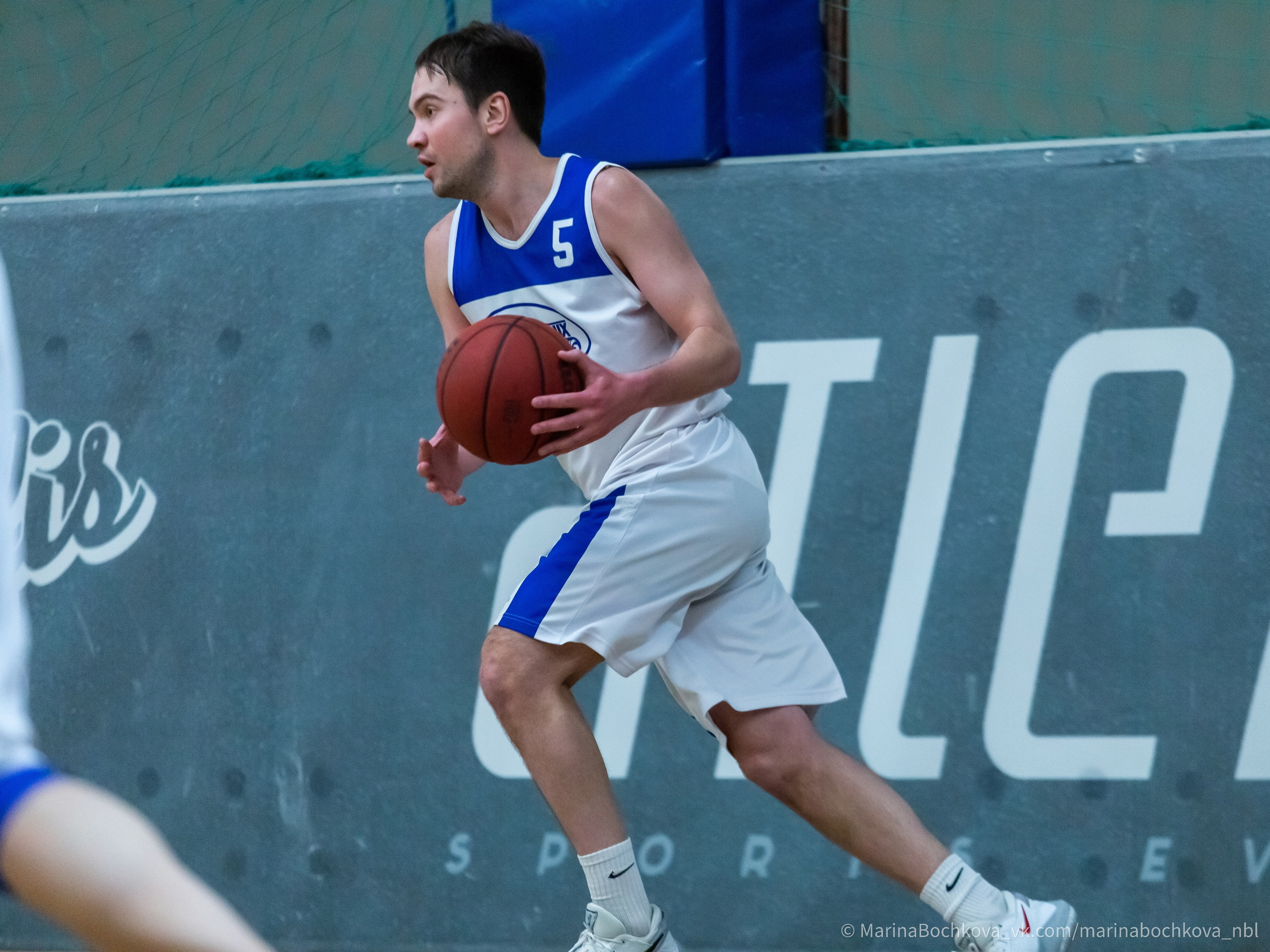 Андрей Штарёв, самый полезный игрок сезона 2020-2021